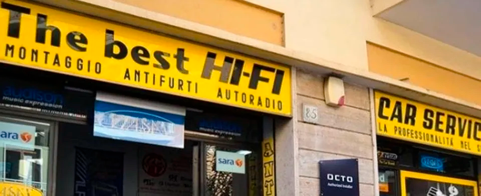 The best hi-fi car